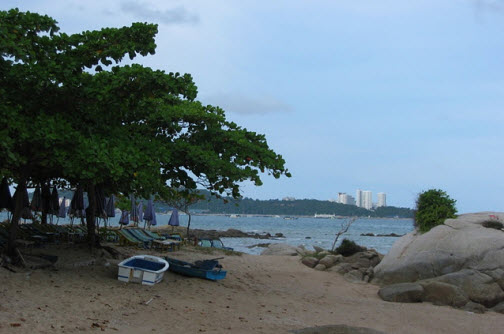 Pattaya Asia and Middle East Beaches
