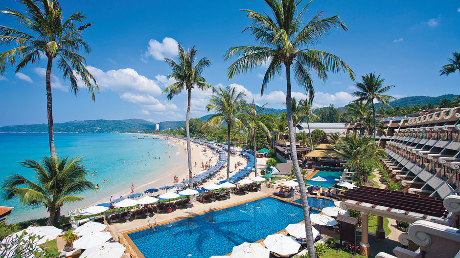 Phuket Asia and Middle East Beaches