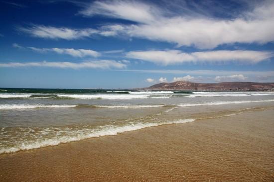 Agadir Africa Beaches