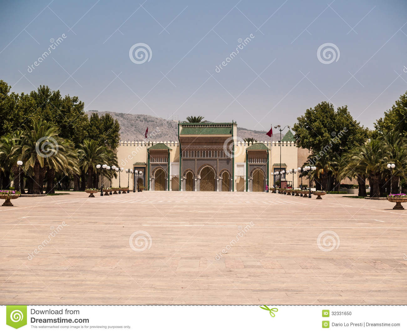 Fes Africa Palace