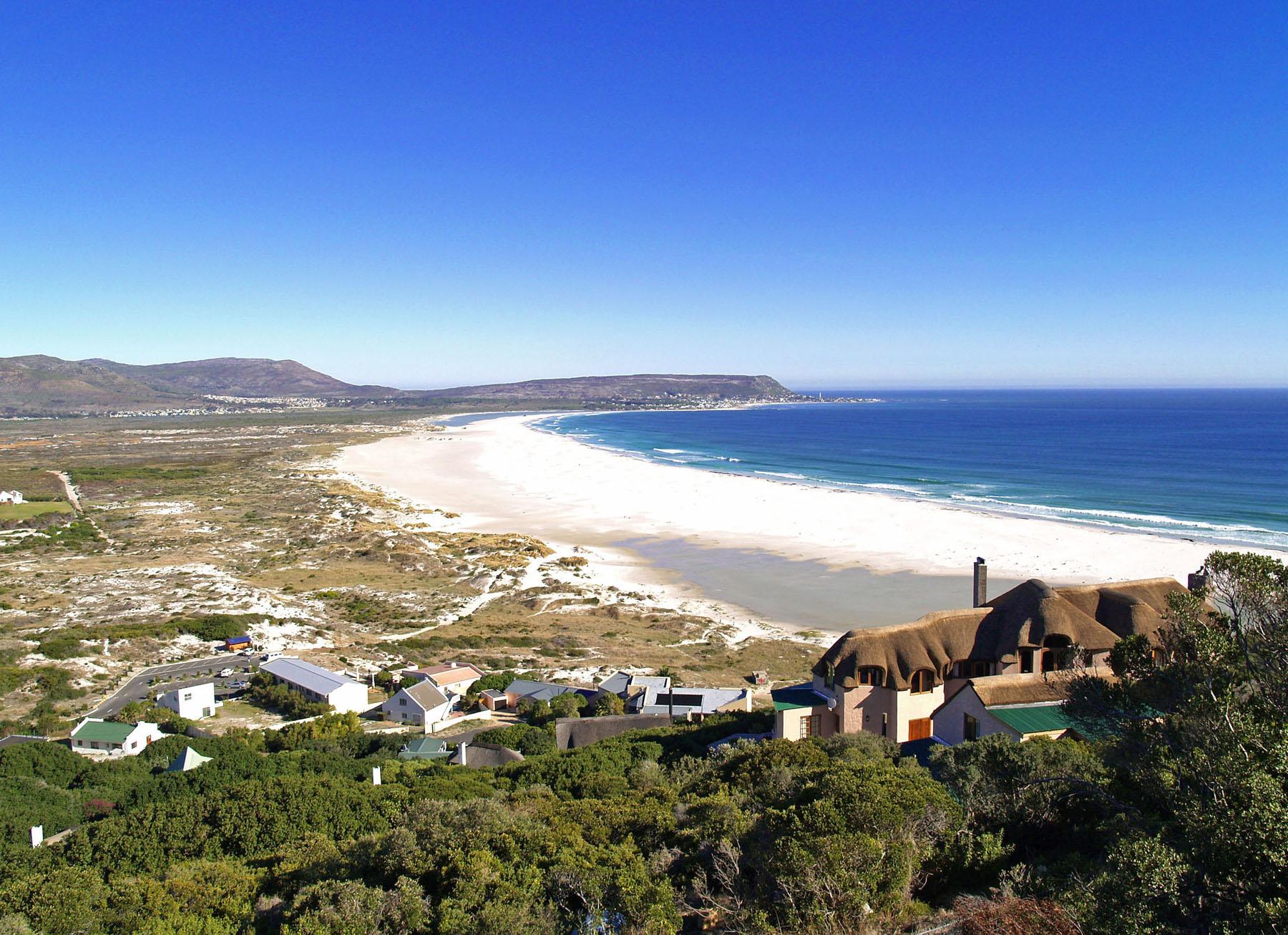 Cape Town Africa Beaches
