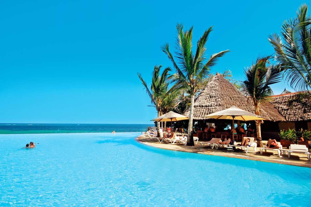 Diani Beach Africa Beaches