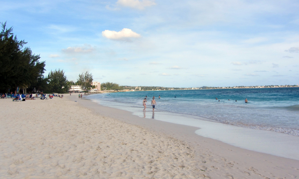 St. Lawrence Gap Barbados Beaches