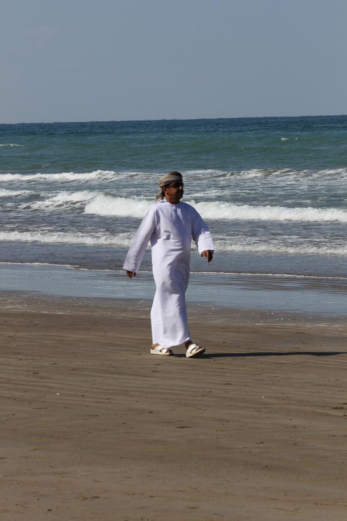 Muscat Oman Beaches