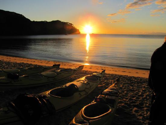 Motueka New Zealand Kayak