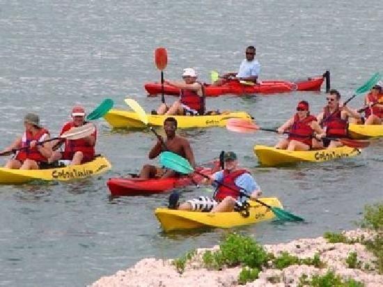 Oranjestad Aruba Kayak