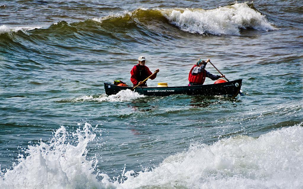 Dartmouth England Kayak