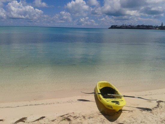 Bermuda Kayak