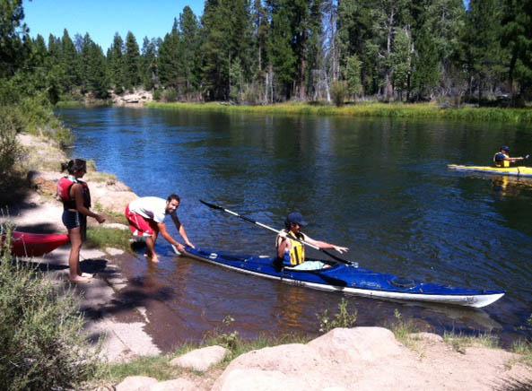 Bend United States Kayak