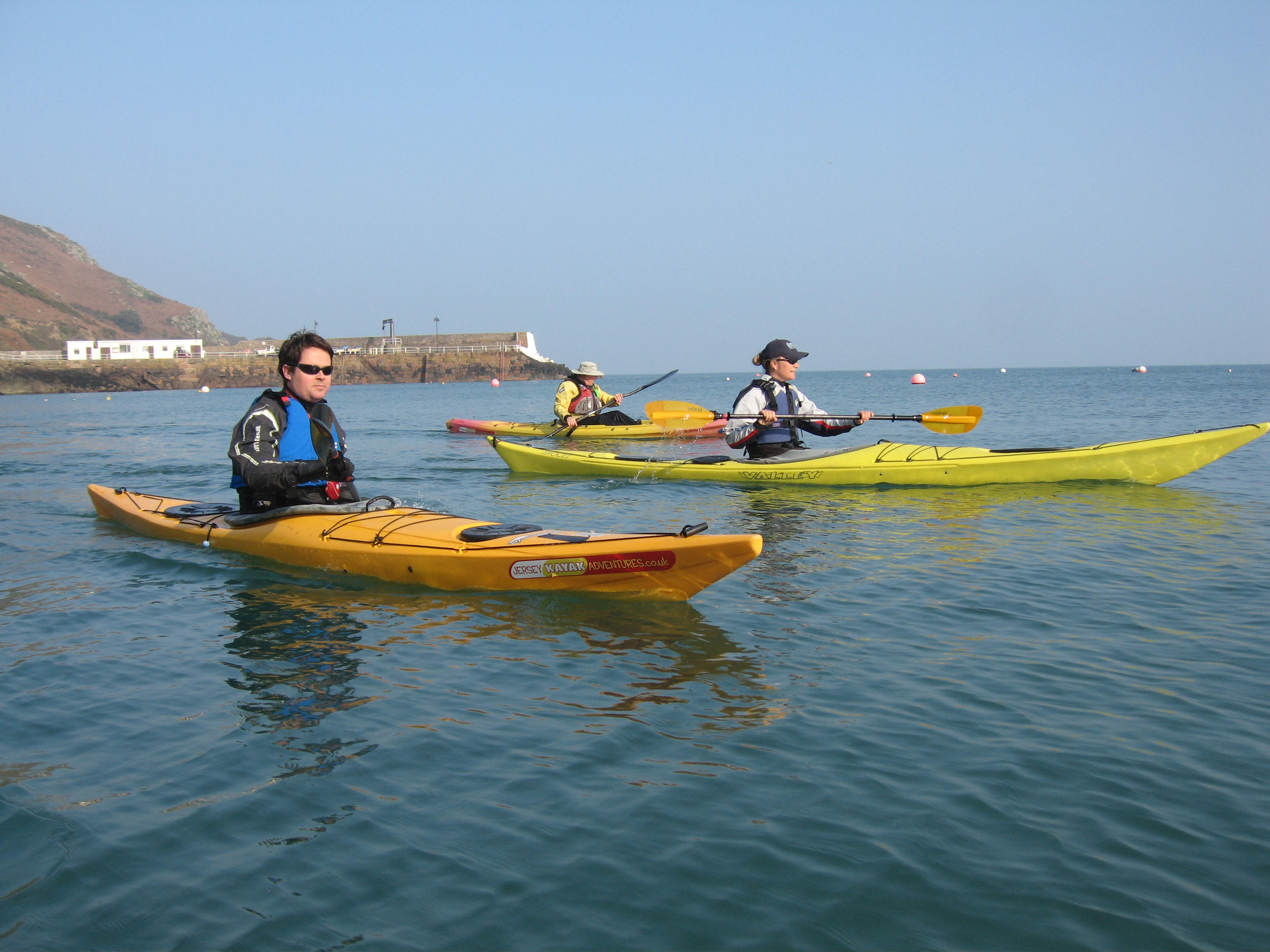 Jersey Kayak