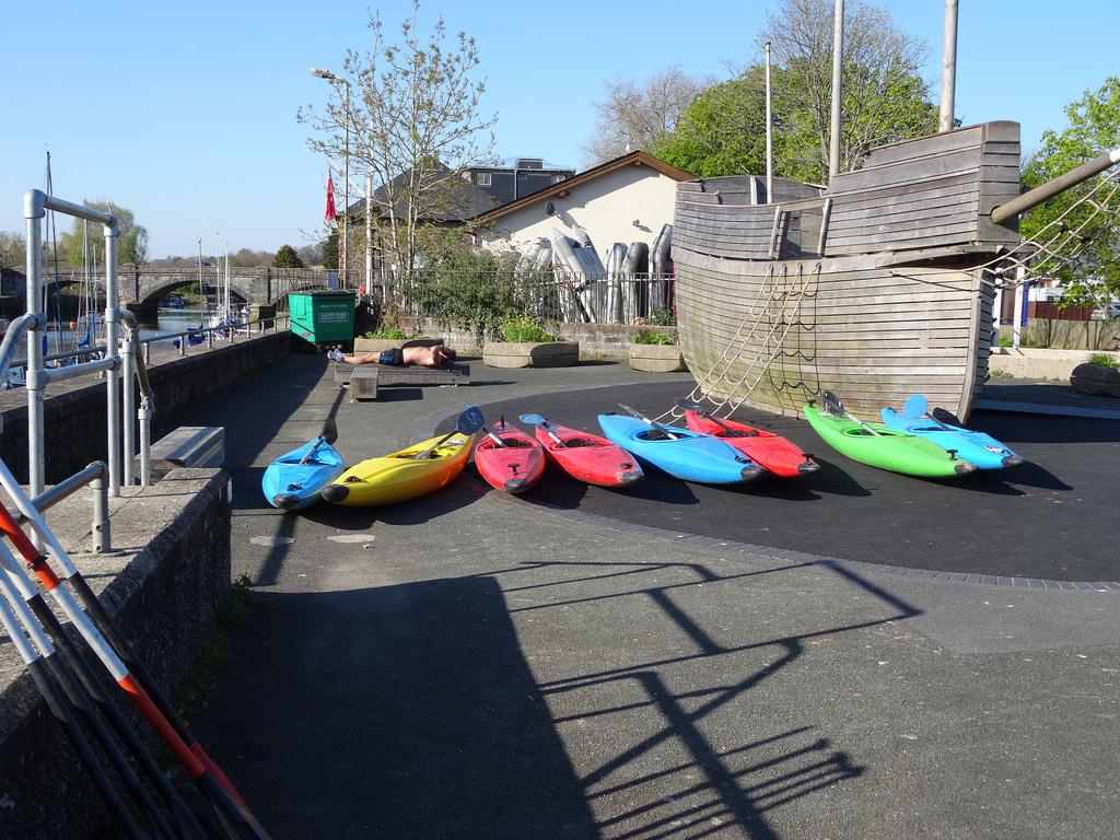 Stoke Gabriel England Kayak