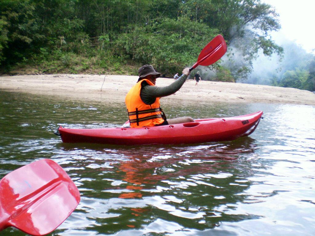 Sarawak Kayak