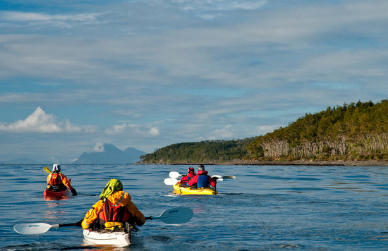 Chile Kayak