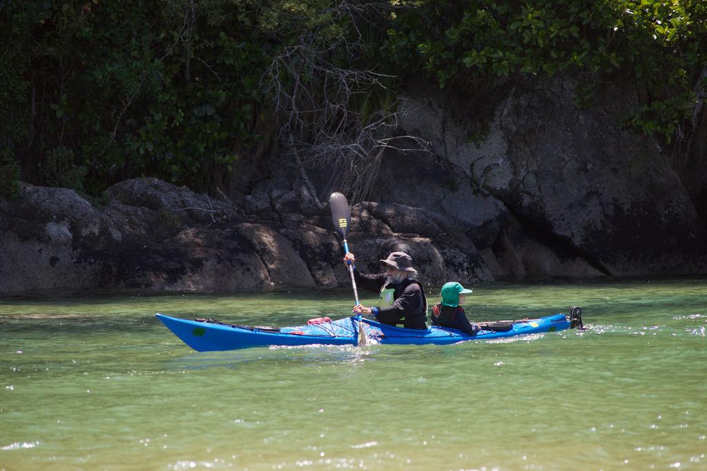 Takaka New Zealand Kayak