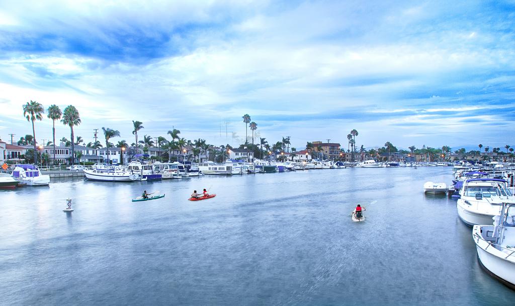 Long Beach United States Kayak