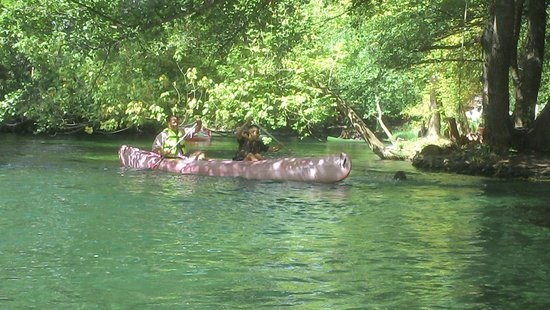 Vaucluse France Kayak