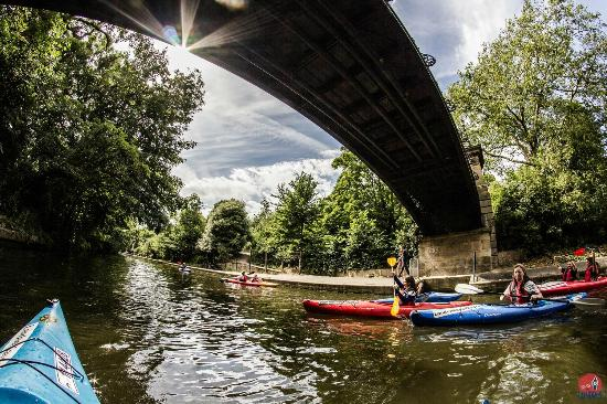Windsor England Kayak