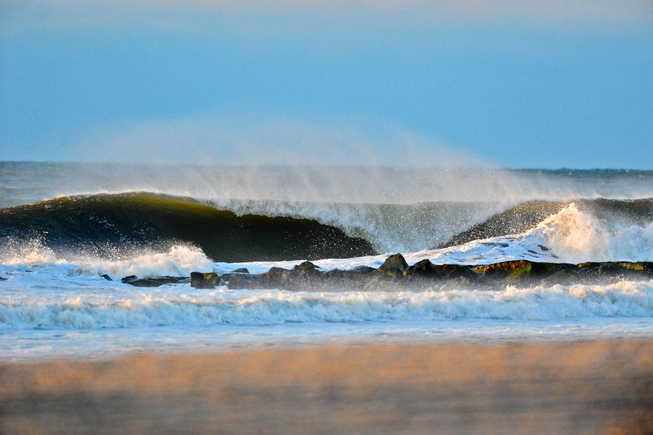 Jersey Surfing