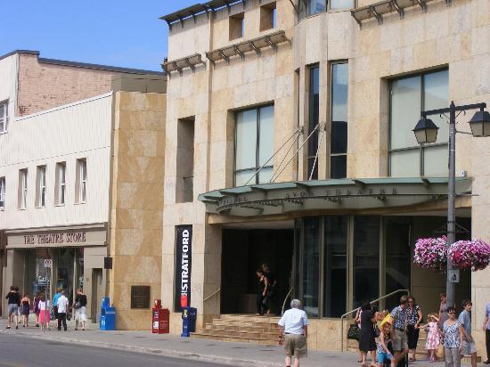 Canada Theatres