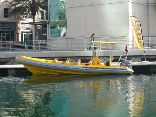 United Arab Emirates Boat Trips