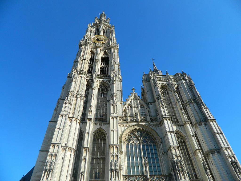 Belgium Cathedral