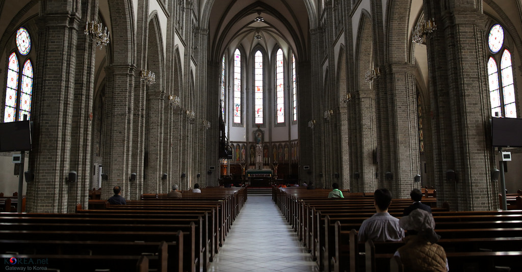 South Korea Cathedral