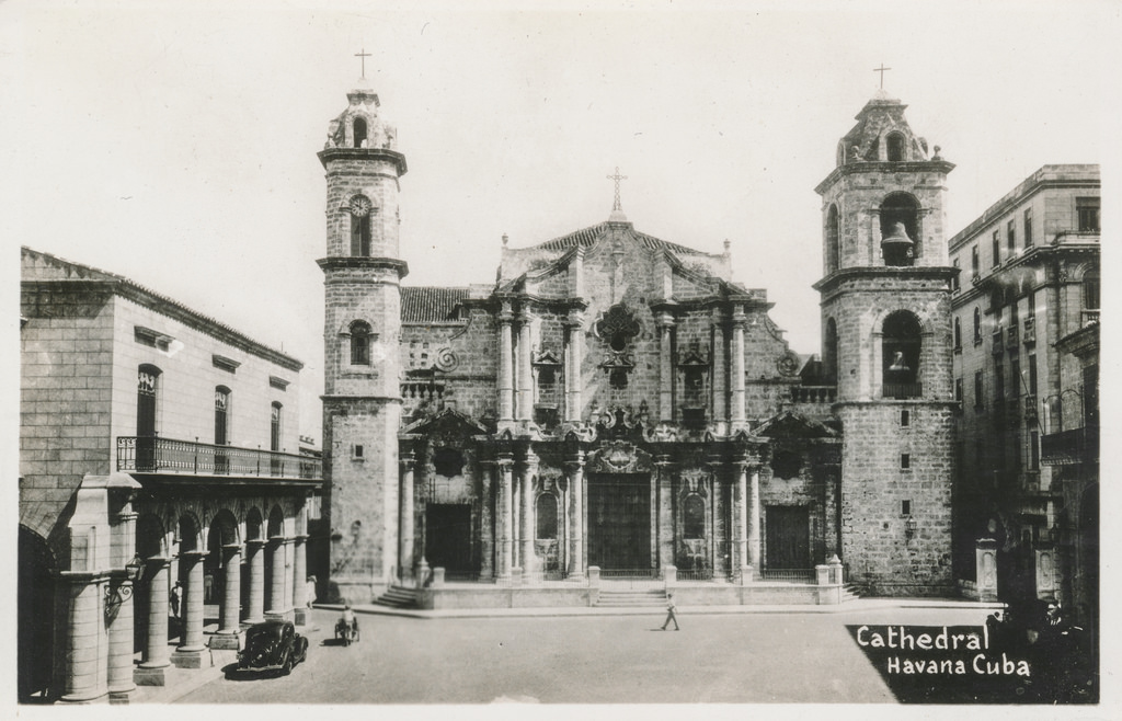 Cuba Cathedral