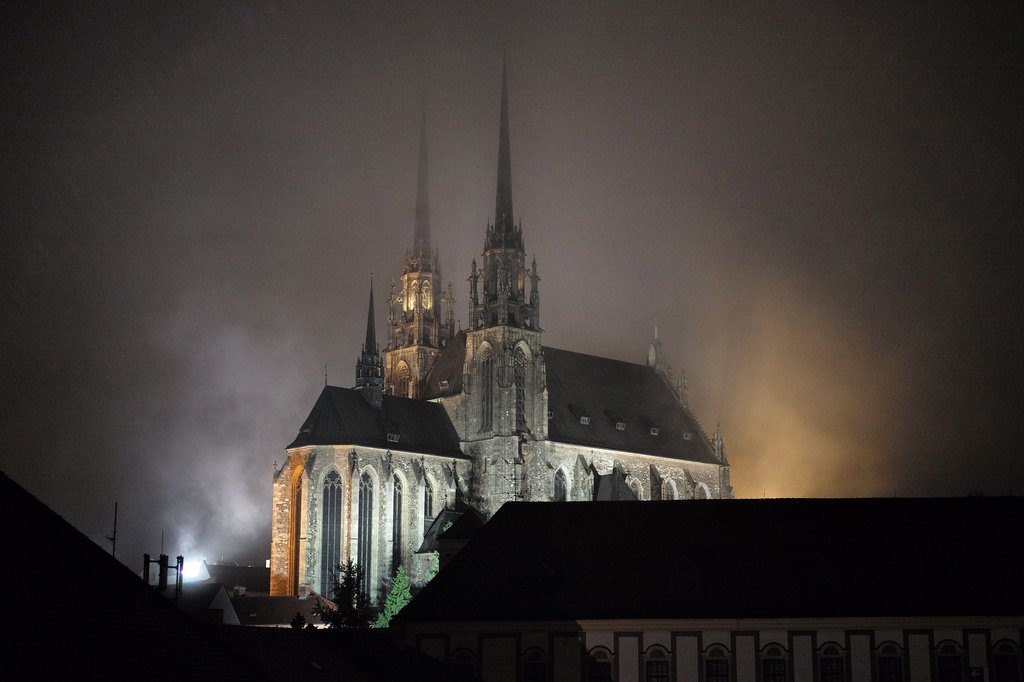 Czech Republic Cathedral
