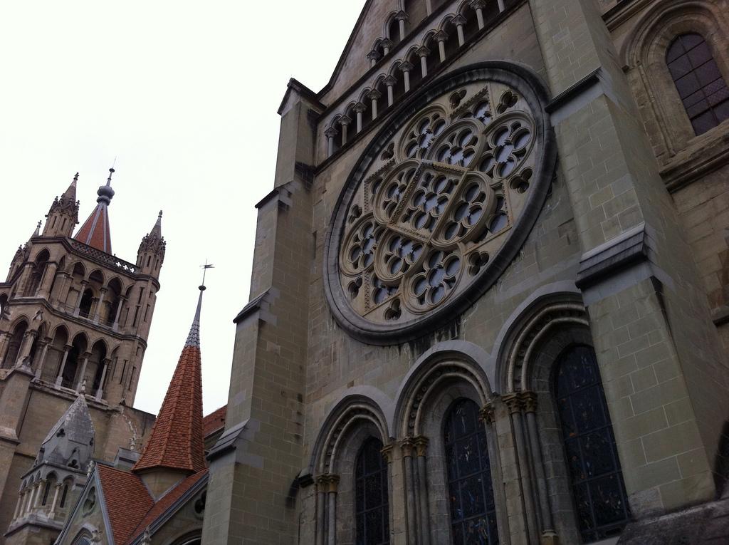 Switzerland Cathedral