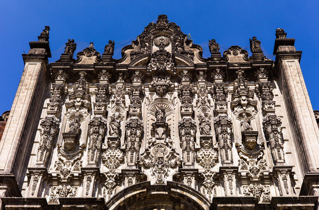 Mexico Cathedral