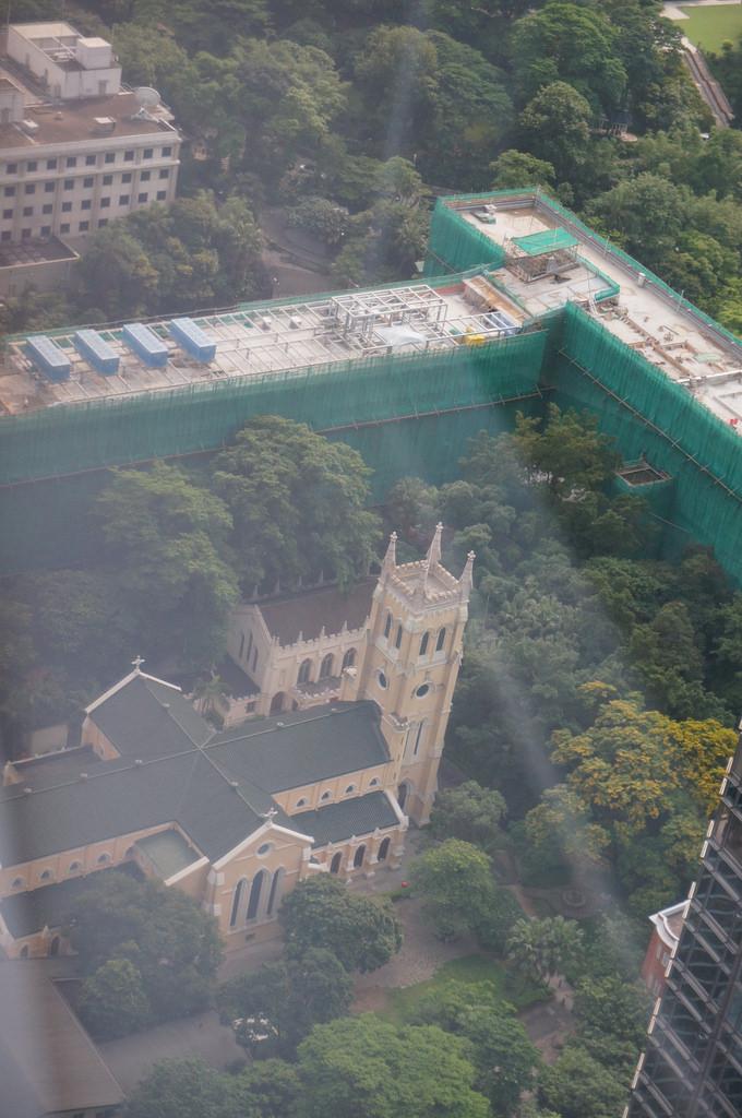 Hong Kong Cathedral