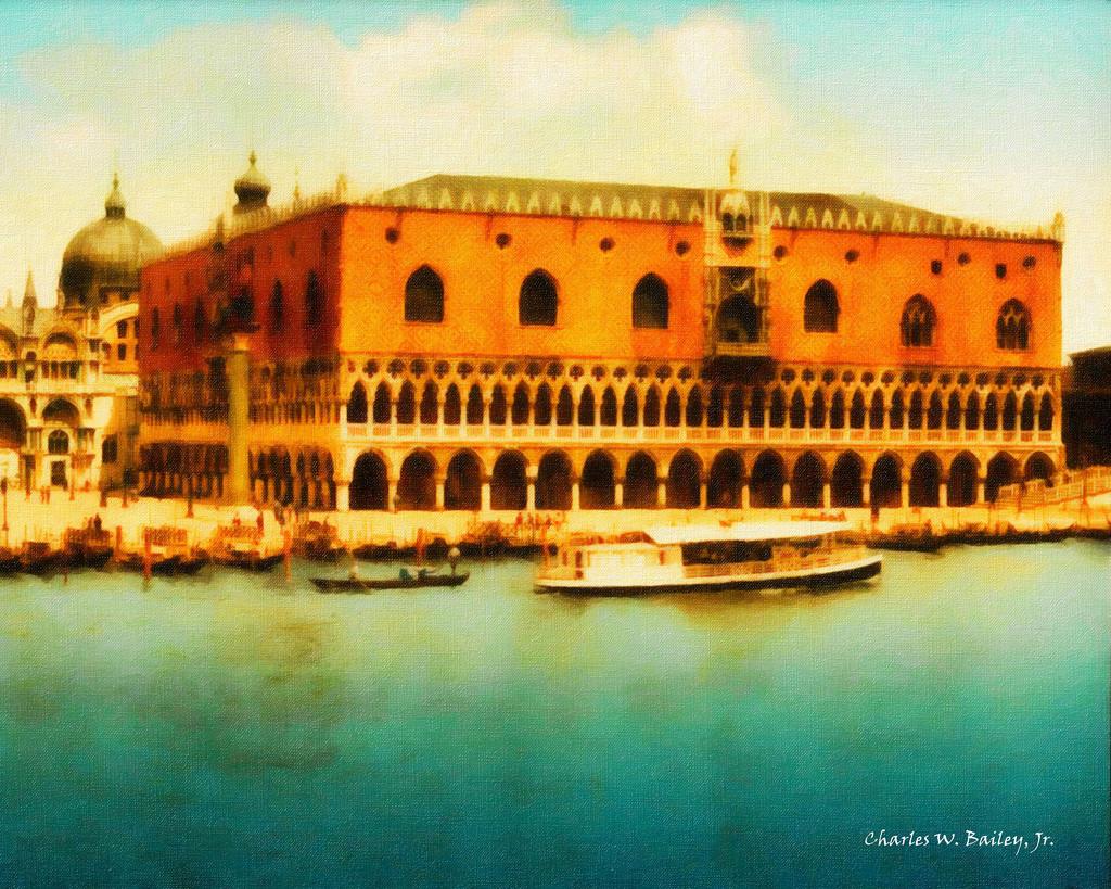 Venice Italy Palace