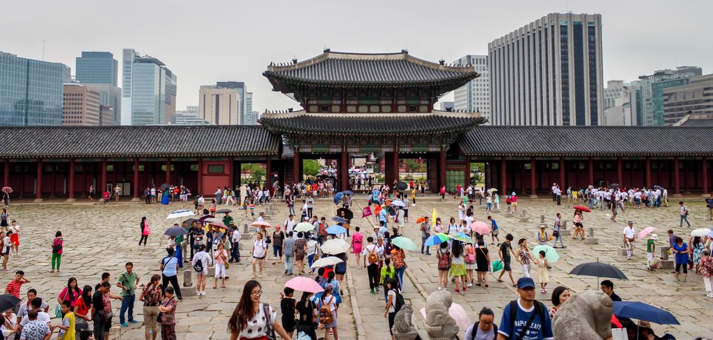 South Korea Palace