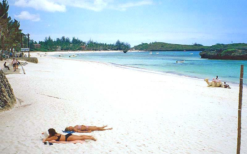 Kenya Beaches