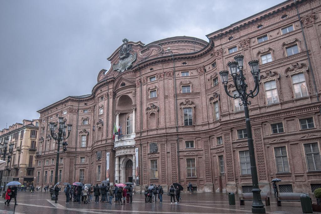 Turin Italy Palace