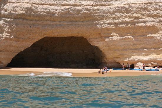 Faro District Portugal Kayak