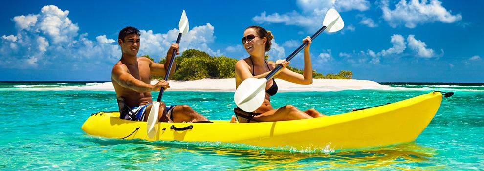 Cook Islands Kayak