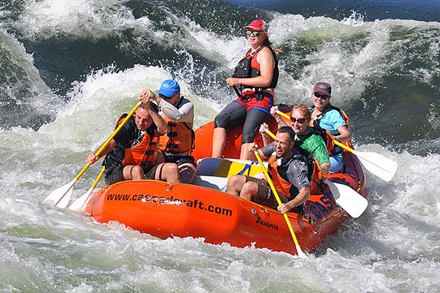 Horseshoe Bend United States Kayak