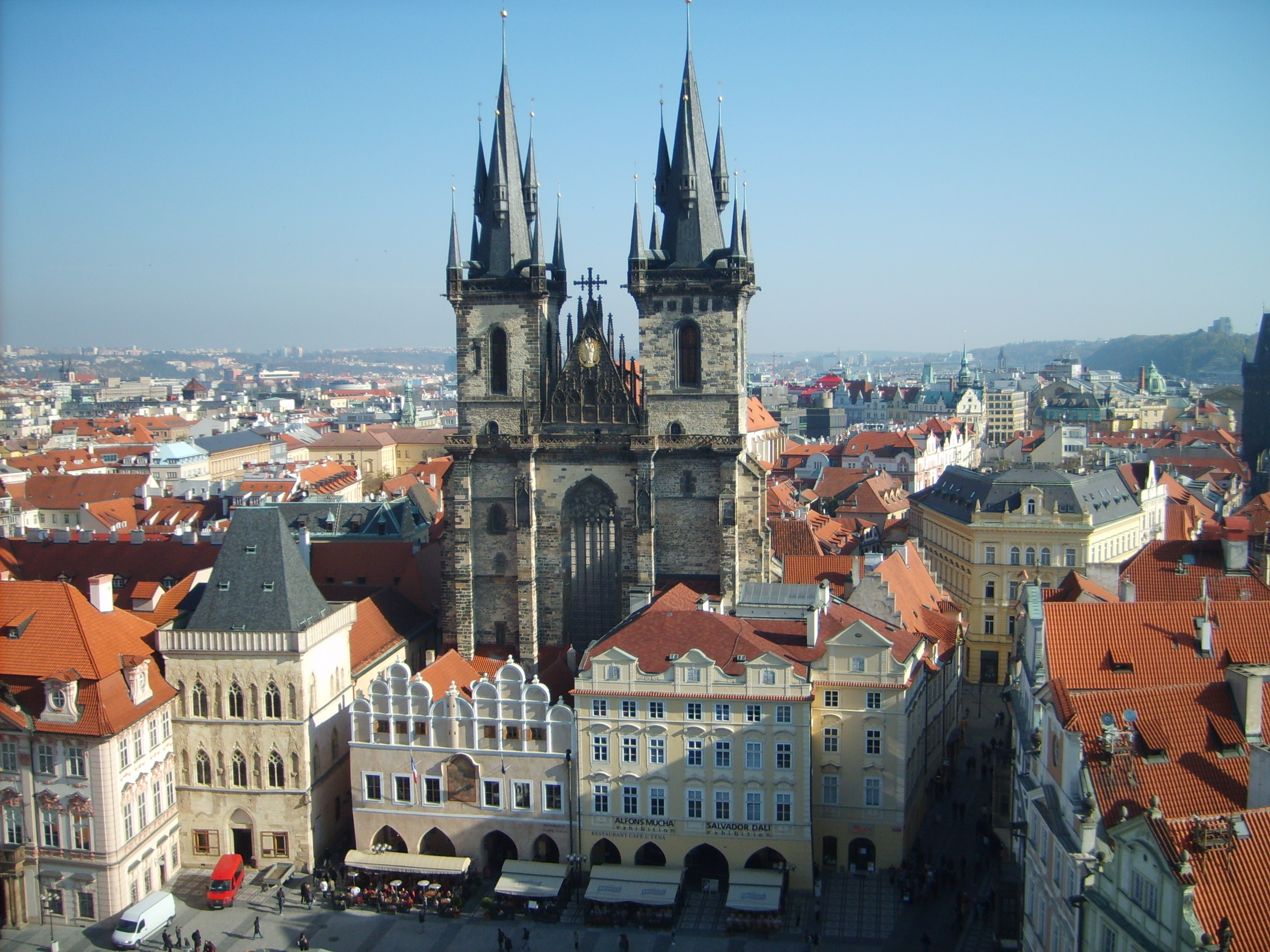 czech republic and prague Information on czech republic — geography, history, politics, government, economy, population statistics, culture, religion, languages, largest cities, as well as a.