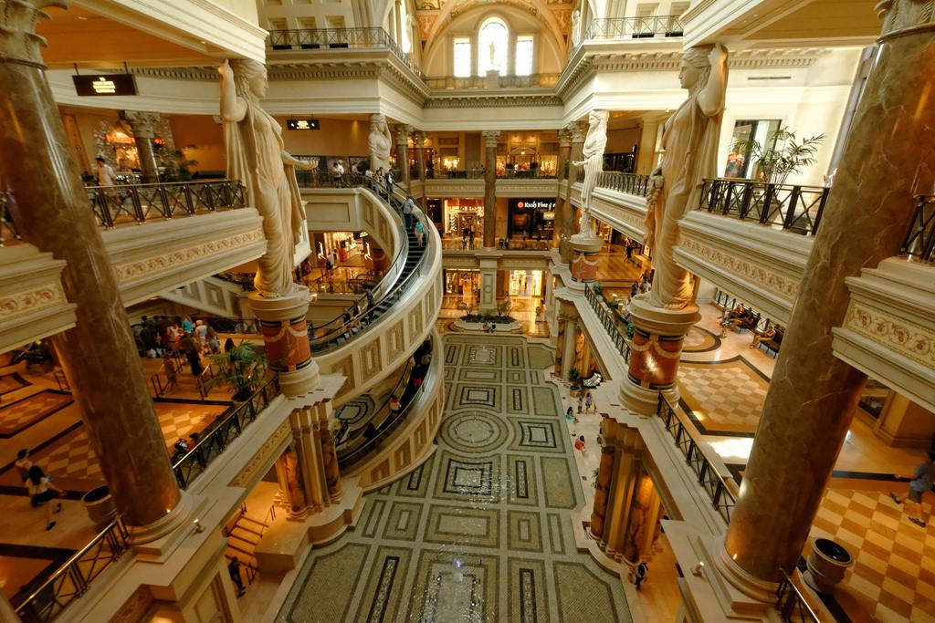 Las Vegas United States Palace