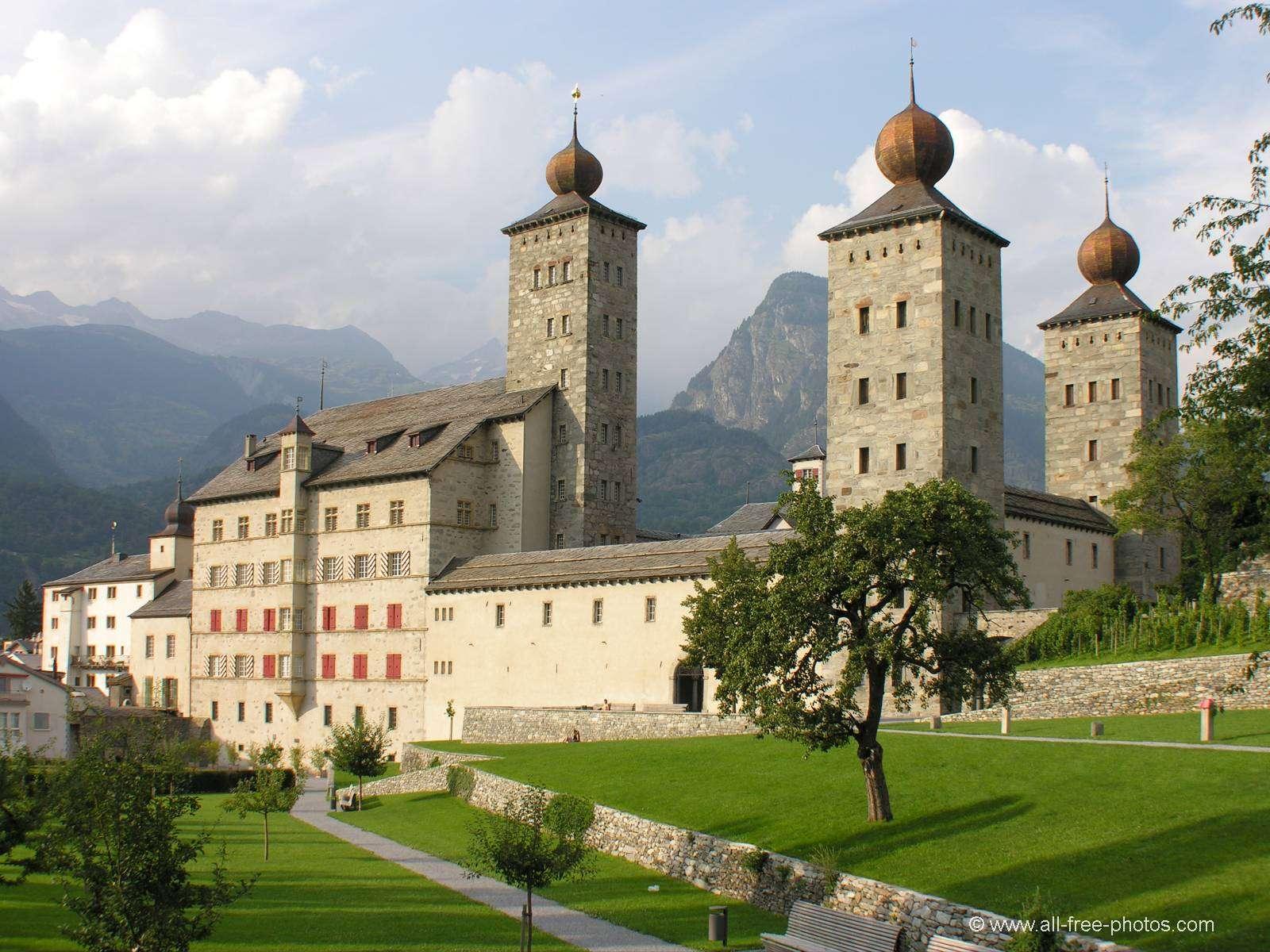 Switzerland Palace