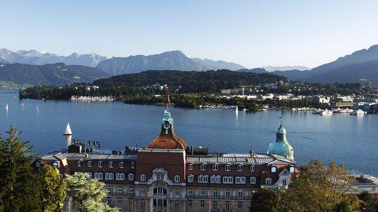 Lucerne Switzerland Palace