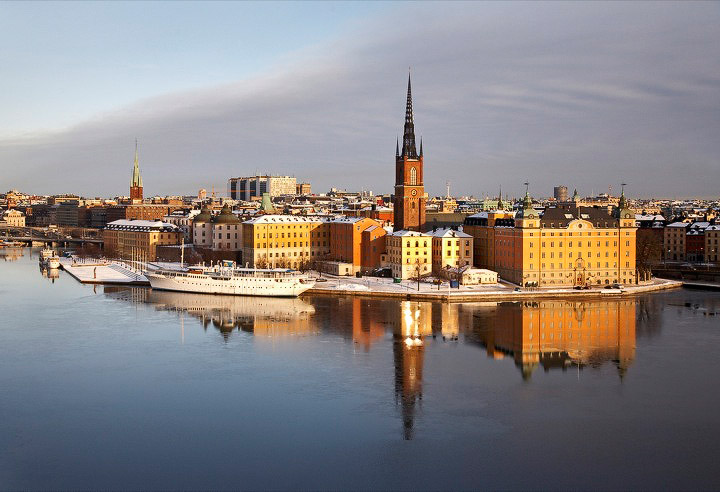 Sweden Bus Tours