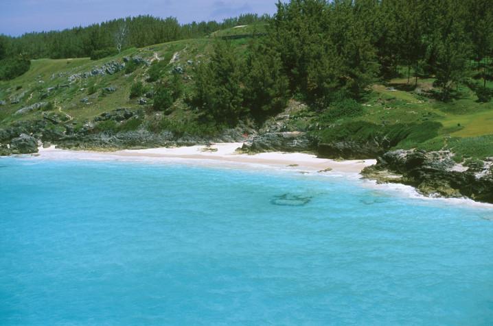 Whale  Bay Park Bermuda Beaches
