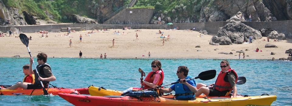 Dinard France Kayak