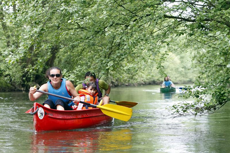 Chartres France Kayak