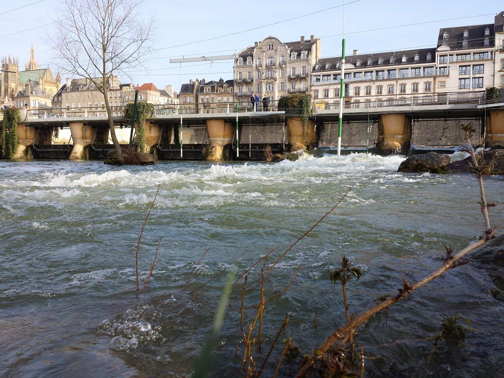 Metz France Kayak
