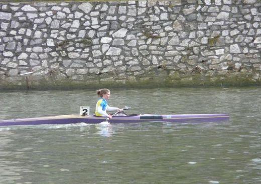 Boulogne-sur-Mer France Kayak