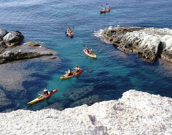 San Jose Mexico Kayak
