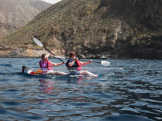 Arona Spain Kayak